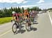 25 rider break that stayed away 		CREDITS:  		TITLE: 2017 Tour de Beauce 		COPYRIGHT: Rob Jones/www.canadiancyclist.com 2017 -copyright -All rights retained - no use permitted without prior; written permission