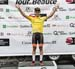 Race Leader 		CREDITS:  		TITLE: 2017 Tour de Beauce 		COPYRIGHT: Rob Jones/www.canadiancyclist.com 2017 -copyright -All rights retained - no use permitted without prior; written permission
