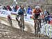 Marianne Vos (Netherlands) leads Sanne Cant (Belgium) 		CREDITS:  		TITLE: 2017 Cyclocross World Championships 		COPYRIGHT: Rob Jones/www.canadiancyclist.com 2017 -copyright -All rights retained - no use permitted without prior; written permission