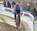 Mical Dyck (Canada) 		CREDITS:  		TITLE: 2017 Cyclocross World Championships 		COPYRIGHT: Rob Jones/www.canadiancyclist.com 2017 -copyright -All rights retained - no use permitted without prior; written permission