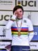 Cant was emotional winning the first Belgian title for Elite Women 		CREDITS:  		TITLE: 2017 Cyclocross World Championships 		COPYRIGHT: Rob Jones/www.canadiancyclist.com 2017 -copyright -All rights retained - no use permitted without prior; written permi