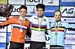 van der Poel,  van Aert, Pauwels 		CREDITS:  		TITLE: 2017 Cyclocross World Championships 		COPYRIGHT: Rob Jones/www.canadiancyclist.com 2017 -copyright -All rights retained - no use permitted without prior; written permission