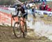 Spencer Petrov (USA 		CREDITS:  		TITLE: 2017 Cyclocross World Championships 		COPYRIGHT: Rob Jones/www.canadiancyclist.com 2017 -copyright -All rights retained - no use permitted without prior; written permission