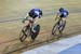 Guillemette vs Dalterio in SemiFinal 		CREDITS:  		TITLE: 2017 Eastern Track Challenge 		COPYRIGHT: Rob Jones/www.canadiancyclist.com 2017 -copyright -All rights retained - no use permitted without prior; written permission