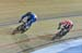 SemiFinal: Barrette vs Sydney 		CREDITS:  		TITLE: 2017 Elite Track Nationals 		COPYRIGHT: Rob Jones/www.canadiancyclist.com 2017 -copyright -All rights retained - no use permitted without prior; written permission