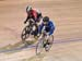 Sydney vs St Louis Pivin in bronze final 		CREDITS:  		TITLE: 2017 Elite Track Nationals 		COPYRIGHT: Rob Jones/www.canadiancyclist.com 2017 -copyright -All rights retained - no use permitted without prior; written permission