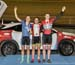 500 TT podium- Erin Attwell, Maggie Coles-Lyster, Charlotte Creswicke  		CREDITS:  		TITLE: 2017 Track Nationals 		COPYRIGHT: Rob Jones/www.canadiancyclist.com 2017 -copyright -All rights retained - no use permitted without prior; written permission