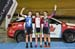 aurie Jussaume, Maggie Coles-Lyster, Kassandra Kriarakis 		CREDITS:  		TITLE: 2017 Track Nationals 		COPYRIGHT: Rob Jones/www.canadiancyclist.com 2017 -copyright -All rights retained - no use permitted without prior; written permission