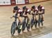 Team Pursuit - Team Ontario 		CREDITS:  		TITLE: 2017 Track Nationals 		COPYRIGHT: Rob Jones/www.canadiancyclist.com 2017 -copyright -All rights retained - no use permitted without prior; written permission