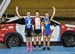 U17 Women IP - Adele Desgagnes, Sarah Van Dam , Elizabeth Archbold  		CREDITS:  		TITLE: 2017 Track Nationals 		COPYRIGHT: Rob Jones/www.canadiancyclist.com 2017 -copyright -All rights retained - no use permitted without prior; written permission