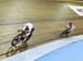 Kristina Vogel vs Wongyeong Kim 		CREDITS:  		TITLE: 2017 Track World Cup Milton 		COPYRIGHT: Rob Jones/www.canadiancyclist.com 2017 -copyright -All rights retained - no use permitted without prior; written permission