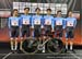 CREDITS:  		TITLE: Team Canada, 2017 Track World Cup Milton 		COPYRIGHT: ??Rob Jones-all rights retained