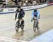 SemiFinal: Hugo Barrette vs Ethan Mitchell  		CREDITS:  		TITLE: 2017 Track World Cup Milton 		COPYRIGHT: Rob Jones/www.canadiancyclist.com 2017 -copyright -All rights retained - no use permitted without prior; written permission