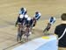 Canada came close to catching USA at the line 		CREDITS:  		TITLE: 2017 Track World Cup Milton 		COPYRIGHT: Rob Jones/www.canadiancyclist.com 2017 -copyright -All rights retained - no use permitted without prior; written permission