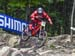 Kade Edwards (GBr) Trek Factory Racing DH 		CREDITS:  		TITLE: 2017 Mont-Sainte-Anne World Cup 		COPYRIGHT: Rob Jones/www.canadiancyclist.com 2017 -copyright -All rights retained - no use permitted without prior; written permission