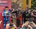 Aaron Gwin got a huge applause 		CREDITS:  		TITLE: 2017 Mont-Sainte-Anne World Cup 		COPYRIGHT: Rob Jones/www.canadiancyclist.com 2017 -copyright -All rights retained - no use permitted without prior; written permission