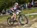 Haley Smith (Can) Norco Factory Team XC 		CREDITS:  		TITLE: 2017 Mont-Sainte-Anne World Cup 		COPYRIGHT: Rob Jones/www.canadiancyclist.com 2017 -copyright -All rights retained - no use permitted without prior; written permission
