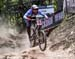 Miranda Miller (Canada) 		CREDITS:  		TITLE: 2017 MTB World Championships, Cairns Australia 		COPYRIGHT: Rob Jones/www.canadiancyclist.com 2017 -copyright -All rights retained - no use permitted without prior; written permission