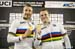 Tristen Chernove and Ross Wilson 		CREDITS:  		TITLE: UCI Paracycling Track World Championships, Los Angeles, March 2- 		COPYRIGHT: ? Casey B. Gibson 2017