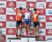 U23 podium: Sara Poidevin, Ouellette, Maine 		CREDITS:  		TITLE: 2017 Road Championships 		COPYRIGHT: Rob Jones/www.canadiancyclist.com 2017 -copyright -All rights retained - no use permitted without prior; written permission