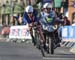 Neilson Powless (United States) finished 9th despite a mechanical and a crash 		CREDITS:  		TITLE: 2017 Road World Championships, Bergen, Norway 		COPYRIGHT: Rob Jones/www.canadiancyclist.com 2017 -copyright -All rights retained - no use permitted without