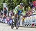 Primoz Roglic (Slovenia) 		CREDITS:  		TITLE: 2017 Road World Championships, Bergen, Norway 		COPYRIGHT: Rob Jones/www.canadiancyclist.com 2017 -copyright -All rights retained - no use permitted without prior; written permission