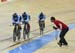 Canada struggles to hold on 		CREDITS:  		TITLE: 2017 Track World Championships 		COPYRIGHT: Rob Jones/www.canadiancyclist.com 2017 -copyright -All rights retained - no use permitted without prior; written permission