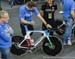 Italy has some of the prettiest bikes 		CREDITS:  		TITLE: 2017 Track World Championships 		COPYRIGHT: Rob Jones/www.canadiancyclist.com 2017 -copyright -All rights retained - no use permitted without prior; written permission