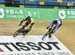 Barrette dives down on Awang to take the lead 		CREDITS:  		TITLE: 2017 Track World Championships 		COPYRIGHT: Rob Jones/www.canadiancyclist.com 2017 -copyright -All rights retained - no use permitted without prior; written permission