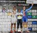 Podium 		CREDITS:  		TITLE: 2017 Track World Championships 		COPYRIGHT: Rob Jones/www.canadiancyclist.com 2017 -copyright -All rights retained - no use permitted without prior; written permission