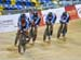 Women Team Pursuit squad 		CREDITS:  		TITLE: 2017 Track World Championships 		COPYRIGHT: Rob Jones/www.canadiancyclist.com 2017 -copyright -All rights retained - no use permitted without prior; written permission