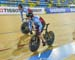 Stefan Ritter and Hugo Barrette practice a start 		CREDITS:  		TITLE: 2017 Track World Championships 		COPYRIGHT: Rob Jones/www.canadiancyclist.com 2017 -copyright -All rights retained - no use permitted without prior; written permission