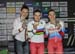 Welte, Voinova, Shmeleva 		CREDITS:  		TITLE: 2017 Track World Championships 		COPYRIGHT: Rob Jones/www.canadiancyclist.com 2017 -copyright -All rights retained - no use permitted without prior; written permission