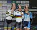 Morton, Vogel, Lee 		CREDITS:  		TITLE: 2017 Track World Championships 		COPYRIGHT: Rob Jones/www.canadiancyclist.com 2017 -copyright -All rights retained - no use permitted without prior; written permission