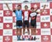 Raphael Auclair, Sean Fincham, Quinton Disera 		CREDITS:  		TITLE: 2017 XC Championships 		COPYRIGHT: Rob Jones/www.canadiancyclist.com 2017 -copyright -All rights retained - no use permitted without prior; written permission