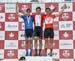 Carter Woods, Charles-Antoine St-Onge, Colton Woods 		CREDITS:  		TITLE: 2017 XC Championships 		COPYRIGHT: Robert Jones-Canadian Cyclist