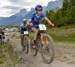 Catharine Pendrel and Emily Batty 		CREDITS:  		TITLE: 2017 XC Championships 		COPYRIGHT: Rob Jones/www.canadiancyclist.com 2017 -copyright -All rights retained - no use permitted without prior; written permission