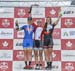Catharine Pendrel, Emily Batty , Haley Smith 		CREDITS:  		TITLE: 2017 XC Championships 		COPYRIGHT: Rob Jones/www.canadiancyclist.com 2017 -copyright -All rights retained - no use permitted without prior; written permission