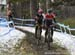 Frederic Auger (QC) Trek GPL and Thierry Laliberte (QC) Cycle Campus - Ypc Lab 		CREDITS:  		TITLE: 2018 Canadian Cyclo-cross Championships 		COPYRIGHT: Rob Jones/www.canadiancyclist.com 2018 -copyright -All rights retained - no use permitted without prio