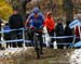 Catharine Pendrel (BC) Clif Pro Team working her way back up after a chain drop 		CREDITS:  		TITLE: 2018 Canadian Cyclo-cross Championships 		COPYRIGHT: Rob Jones/www.canadiancyclist.com 2018 -copyright -All rights retained - no use permitted without pri