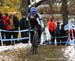 Mical Dyck (BC) Naked Factory Racing 		CREDITS:  		TITLE: 2018 Canadian Cyclo-cross Championships 		COPYRIGHT: Rob Jones/www.canadiancyclist.com 2018 -copyright -All rights retained - no use permitted without prior, written permission