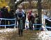 Road & Track rider Jasmin Duehring tried her hand at cyclo-cross 		CREDITS:  		TITLE: 2018 Canadian Cyclo-cross Championships 		COPYRIGHT: Rob Jones/www.canadiancyclist.com 2018 -copyright -All rights retained - no use permitted without prior, written per