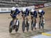 United States (Gavin Hoover/Ashton Lambie/Colby Lange/Eric Young) 		CREDITS:  		TITLE: Milton Track World Cup 2018 		COPYRIGHT: ROBERT JONES/CANADIANCYCLIST.COM