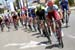 Reto Hollenstein (Team Katusha Alpecin) leads the peloton during stage one 		CREDITS:  		TITLE: 775137806CG00042_Cycling_13 		COPYRIGHT: 2018 Getty Images