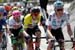 Tao Geoghegan Hart (Team Sky), Tejay van Garderen (BMC Racing Team), and Daniel Martinez (Team EF Education First - Drapac P/B Cannondale)  		CREDITS:  		TITLE: 775137813CG00048_Cycling_13 		COPYRIGHT: 2018 Getty Images
