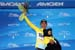 Egan Arley Bernal Gomez (Team Sky) in the yellow Amgen Leaders jersey after stage 6 		CREDITS:  		TITLE: 775137813CP00023_Cycling_13 		COPYRIGHT: 2018 Getty Images