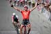 Toms Skujins (Team Trek Segafredo) celebrates after winning stage three 		CREDITS:  		TITLE: 775137810CG00138_Cycling_13 		COPYRIGHT: 2018 Getty Images