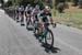 Michal Kolar (Team Bora - Hansgrohe) leads the peloton 		CREDITS:  		TITLE: 775137810CP00028_Cycling_13 		COPYRIGHT: 2018 Getty Images