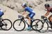 Katie Hall (UnitedHealthCare Pro Cycling Team) leads Kasia Niewiadoma(Canyon/SRAM Racing) up Kingsbury Grade Road 		CREDITS:  		TITLE: 775137857ES039_Amgen_Tour_o 		COPYRIGHT: 2018 Getty Images