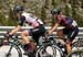 Alexis Ryan ( Canyon/SRAM Racing) and Trixi Worrack (Canyon/SRAM Racing) ride up Kingsbury Grade Road 		CREDITS:  		TITLE: 775137857ES049_Amgen_Tour_o 		COPYRIGHT: 2018 Getty Images